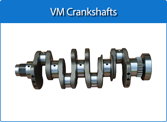 VM Crankshafts