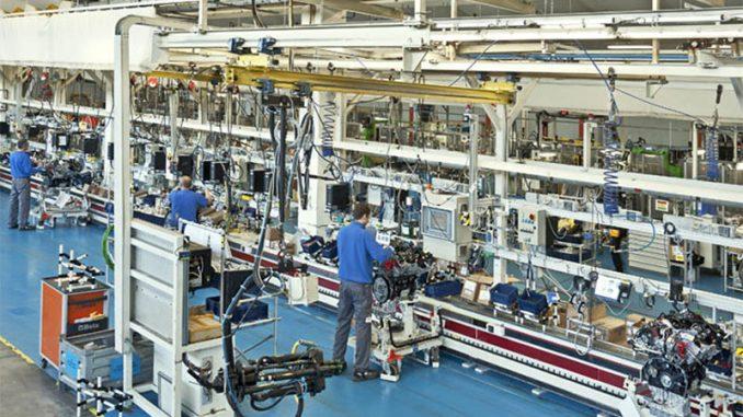 VM Motori Factory